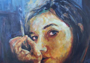 What's up in the Wednesday class…The Search for Expressive Brushwork