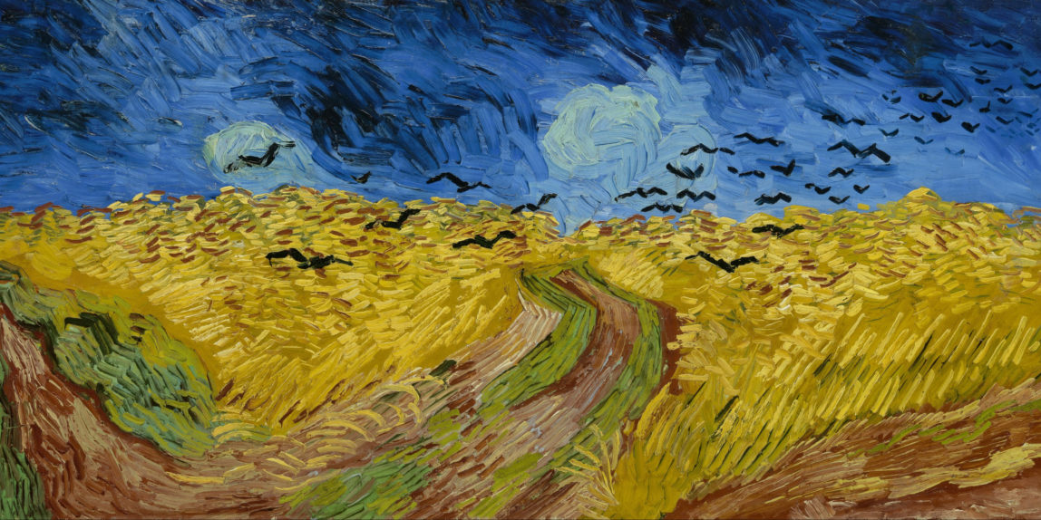 How Did The Van Gogh Paint Page Lifeart